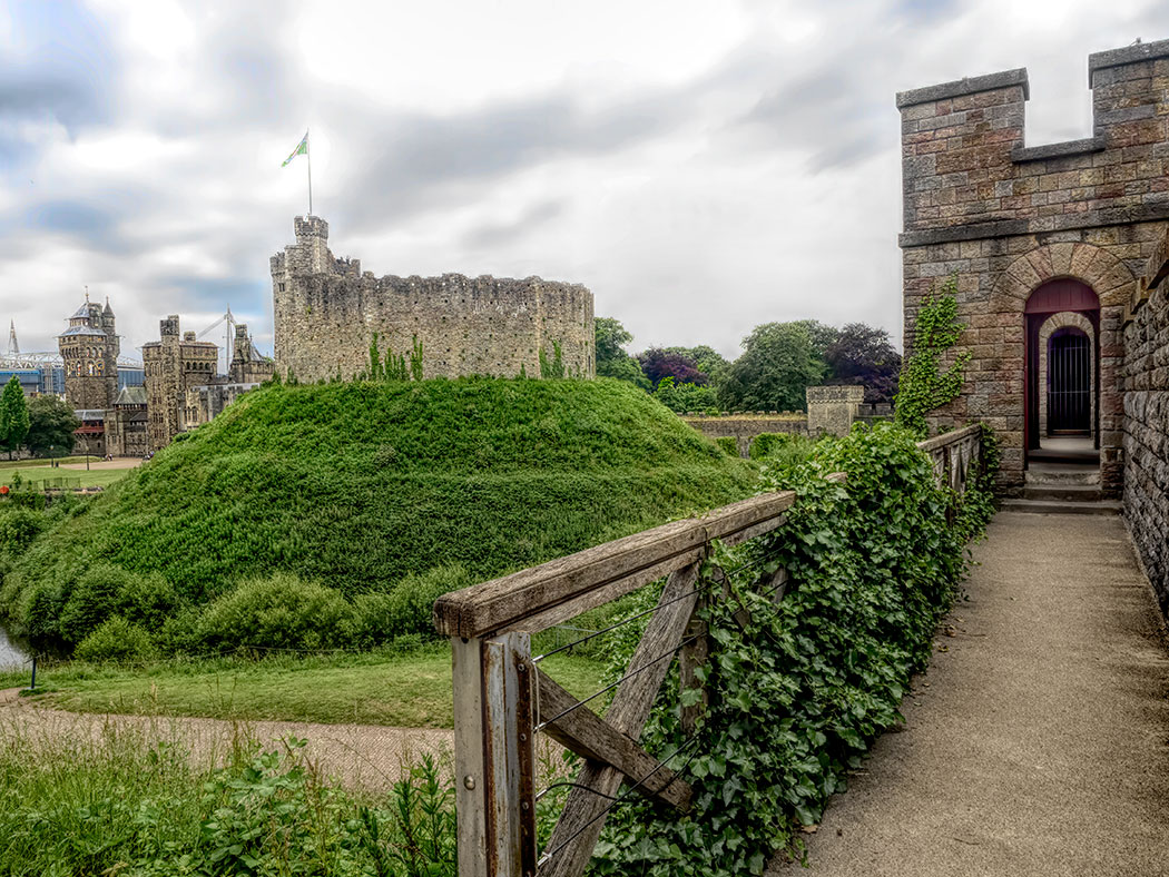 Cardiff Castle, a Must-See for any Visitor to Cardiff, Wales