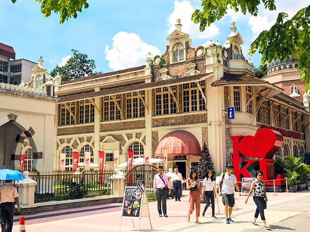The City Gallery is always included on any list of the top tourist attractions of Kuala Lumpur