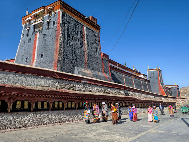 A Photo Journey Through Tibet: Lhasa to the Nepal Border