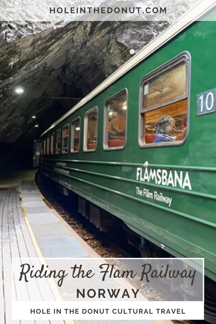 VIDEO: Riding Norway\'s Spectacular Flam Railway