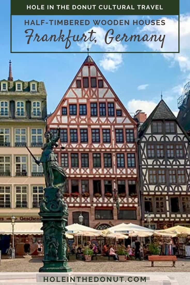 One could easily spend a week exploring this German city, but if you have only one day in Frankfurt, these are the main sites to see.