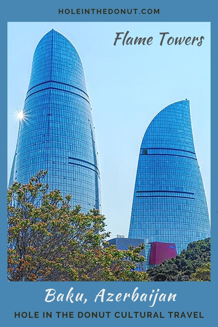 Baku, Azerbaijan - The Smell of Money