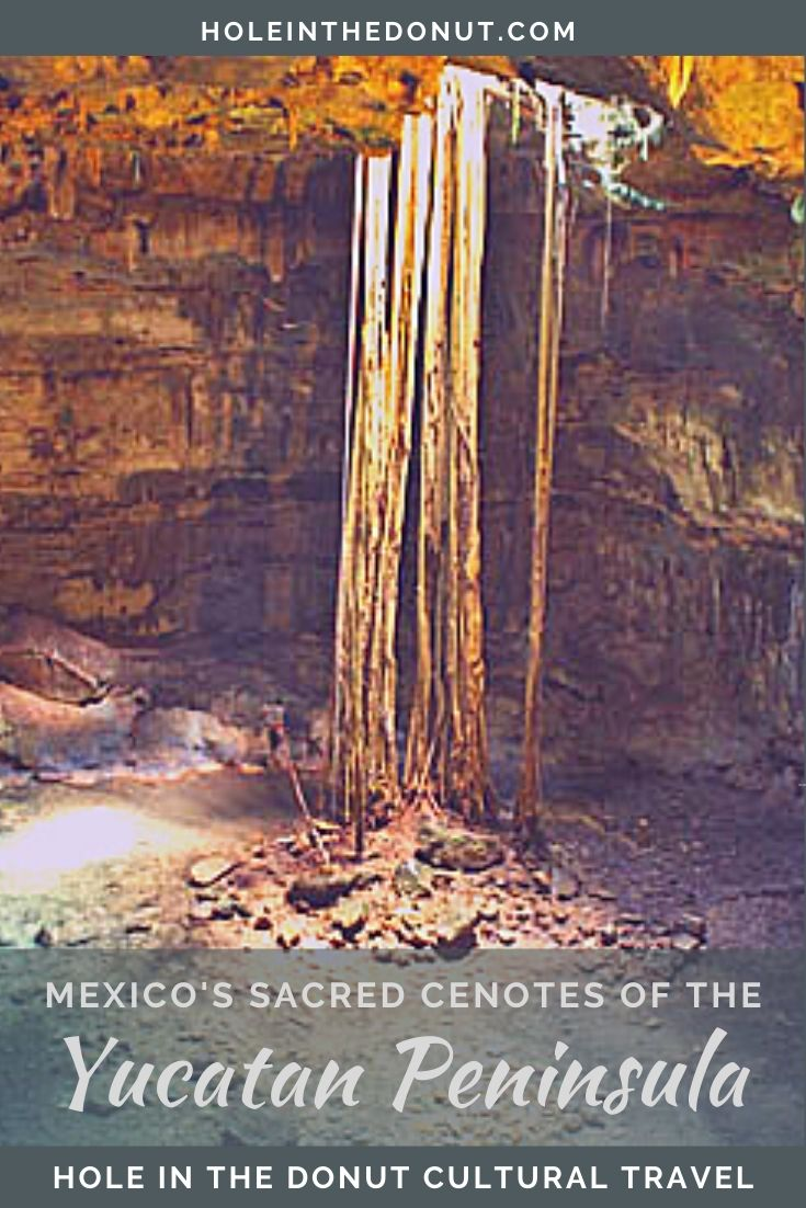 Whispers of Guardian Spirits Echo Through Sacred Cenotes of the Yucatan